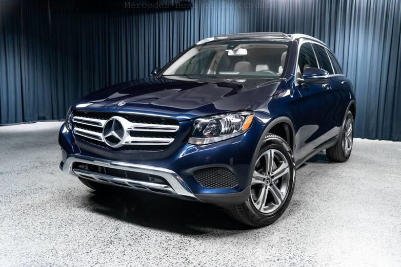 2018 Mercedes-Benz GLC 300 SUV Scottsdale AZ