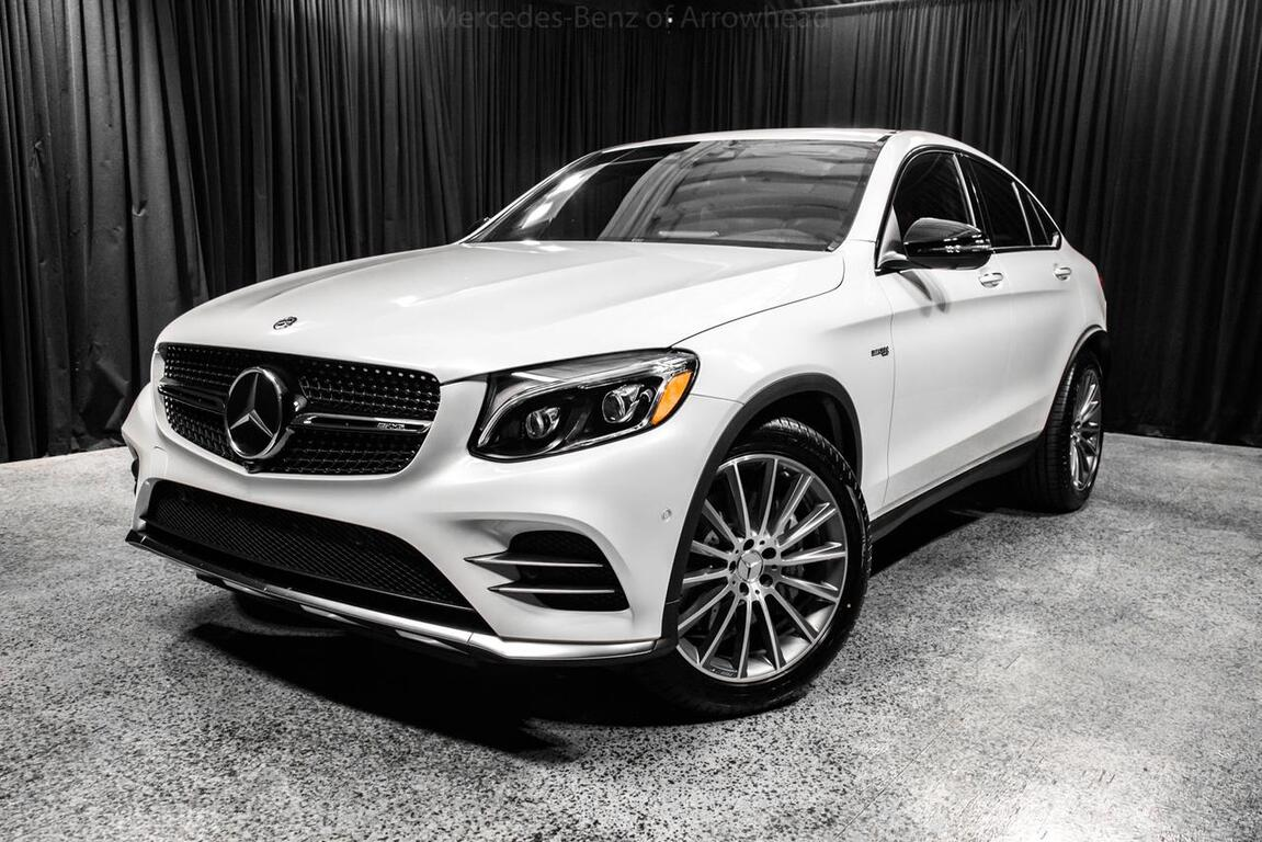 2018 mercedes benz glc 43 amg 4matic coupe peoria az for Mercedes benz financial payment address