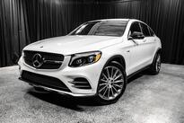 Mercedes-Benz GLC 43 AMG® 4MATIC® Coupe 2018