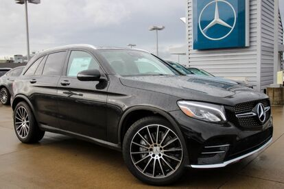 2018_Mercedes-Benz_GLC_43 AMG® SUV_ Seattle WA