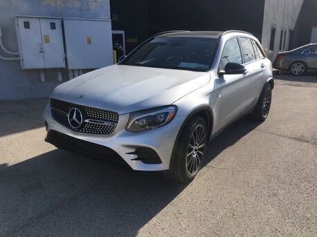 2018_Mercedes-Benz_GLC_AMG® 43 4MATIC® SUV_ Indianapolis IN