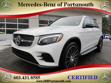 2018_Mercedes-Benz_GLC_AMG® 43 SUV_ Greenland NH