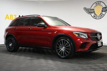 2018_Mercedes-Benz_GLC_AMG GLC 43_ Houston TX