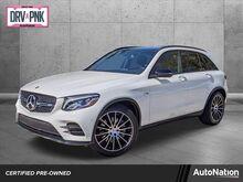2018_Mercedes-Benz_GLC_AMG GLC 43_ Pembroke Pines FL