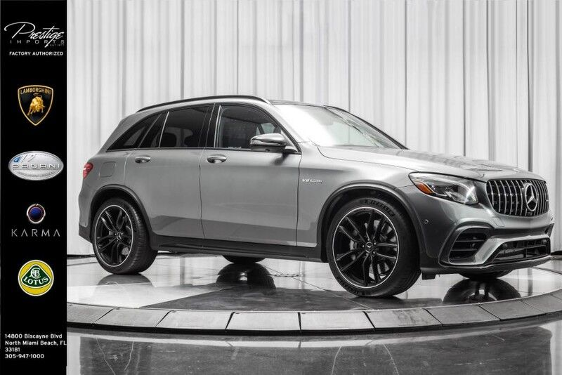 2018_Mercedes-Benz_GLC_AMG GLC 63_ North Miami Beach FL