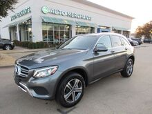 2018_Mercedes-Benz_GLC-Class_GLC 350e 4MATIC  BLIND SPOT, APPLE CAR PLAY, HEATED SEATS REAR CLIMATE, MEMORY SEATS_ Plano TX