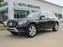 2018_Mercedes-Benz_GLC-Class_GLC300 2.0L 4CYL TURBOCHARGED, AUTOMATIC, LEATHER SEATS, PANORAMIC SUNROOF, SMART DEVICE INTEGRATION_ Plano TX