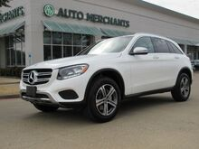 2018_Mercedes-Benz_GLC-Class_GLC300 4MATIC LEATHER SEATS, PANORAMIC SUNROOF, BLIND SPOT MONITOR,  HEATED FRONT SEATS_ Plano TX