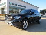 2018 Mercedes-Benz GLC-Class GLC300 PANO SUNROOF, POWER LIFTGATE, MEMORY SEATS, REAR CLIMATE,