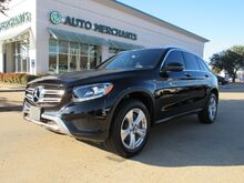 2018_Mercedes-Benz_GLC-Class_GLC300 PANO SUNROOF, POWER LIFTGATE, MEMORY SEATS, REAR CLIMATE,_ Plano TX