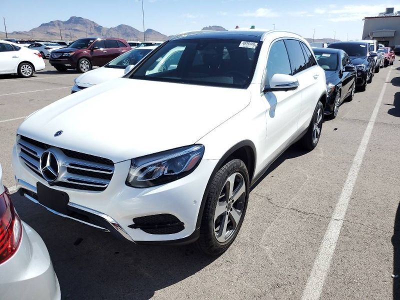 2018 Mercedes-Benz GLC GLC 300 (04/18) PARKING PACKAGE / MULTIMEDIA WITH NAVIGATION SYSTEM/19 Monterey Park CA