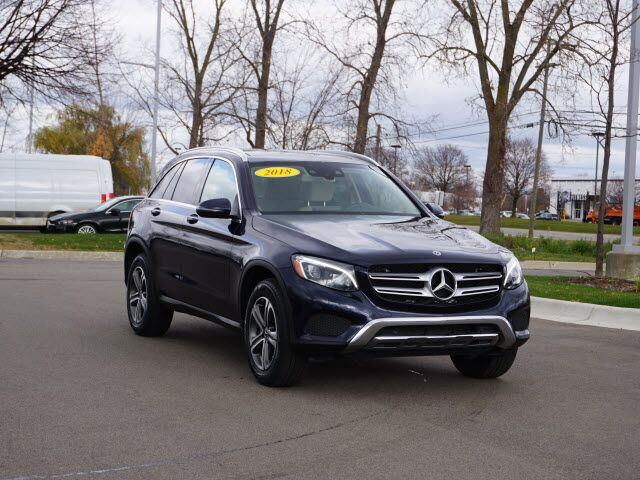2018 Mercedes-Benz GLC GLC 300 4MATIC  Novi MI