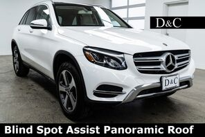 2018_Mercedes-Benz_GLC_GLC 300 4MATIC Blind Spot Assist Panoramic Roof_ Portland OR