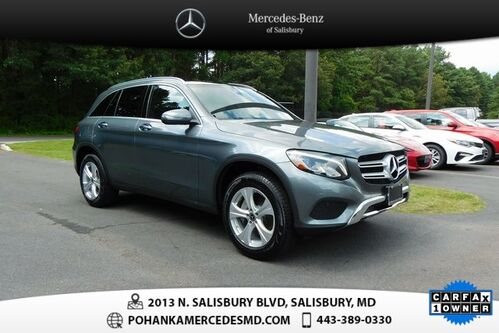 2018_Mercedes-Benz_GLC_GLC 300 4MATIC®_ Salisbury MD