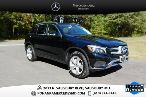 2018_Mercedes-Benz_GLC_GLC 300 4MATIC® ** Mercedes-Benz Certified Pre-Owned  **_ Salisbury MD