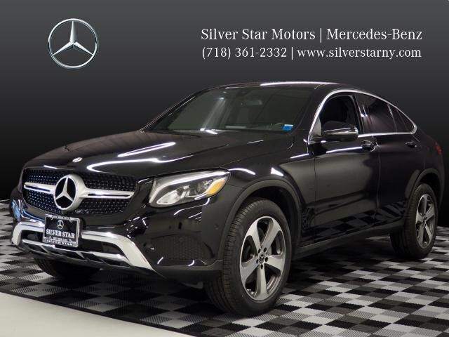 2018 Mercedes-Benz GLC GLC 300 4MATIC® Coupe Long Island City NY
