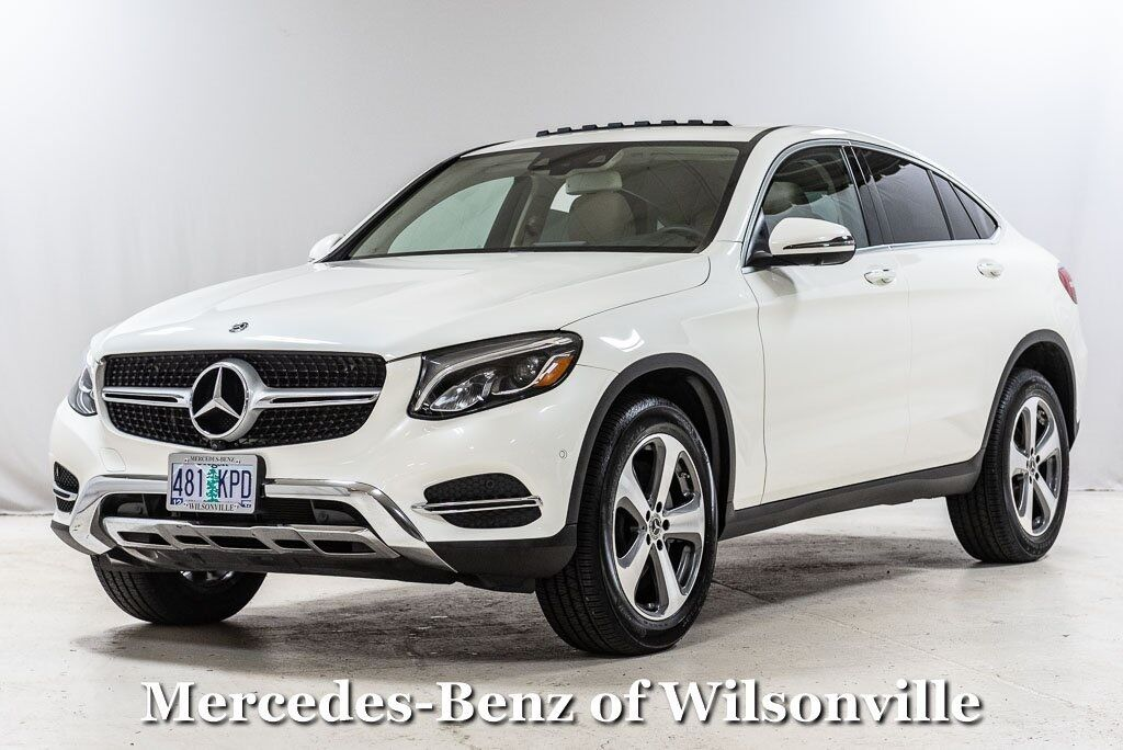 2018 Mercedes-Benz GLC GLC 300 4MATIC® Coupe Wilsonville OR
