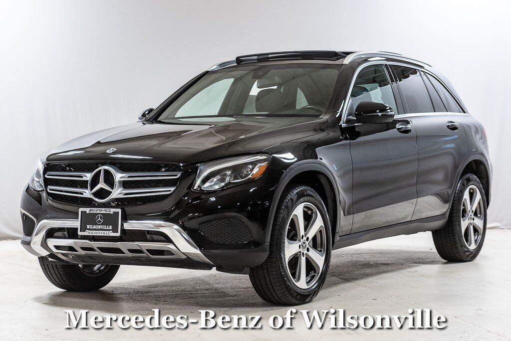 2018 Mercedes-Benz GLC GLC 300 4MATIC® SUV Wilsonville OR