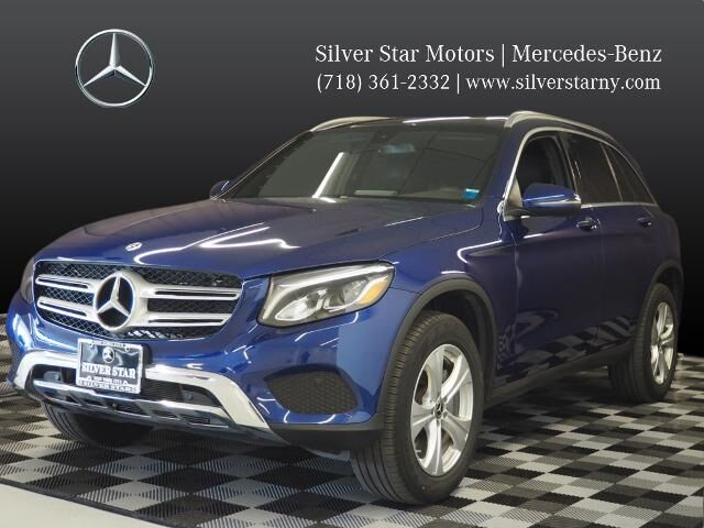 2018 Mercedes-Benz GLC GLC 300 4MATIC® SUV Long Island City NY