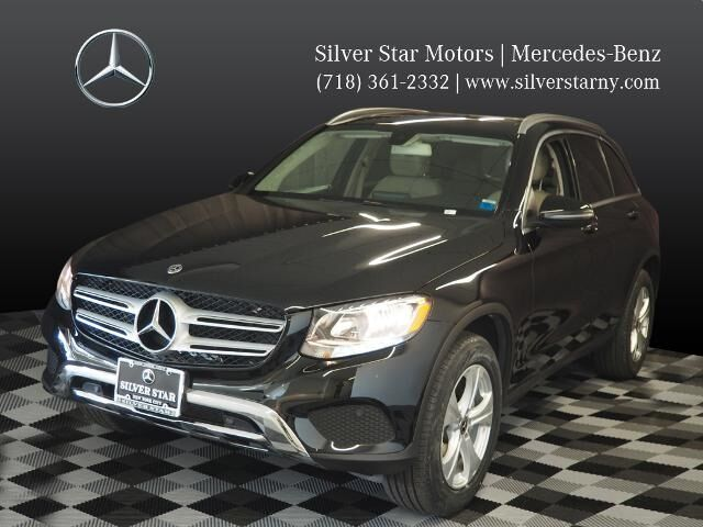 2018 Mercedes-Benz GLC GLC 300 4MATIC® SUV