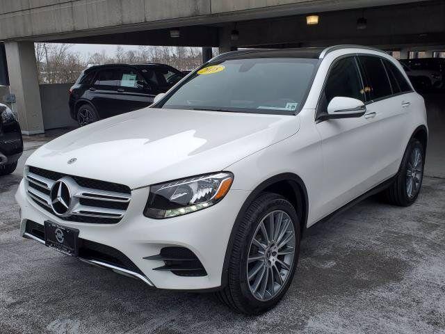 2018 Mercedes-Benz GLC GLC 300 4MATIC® SUV Morristown NJ