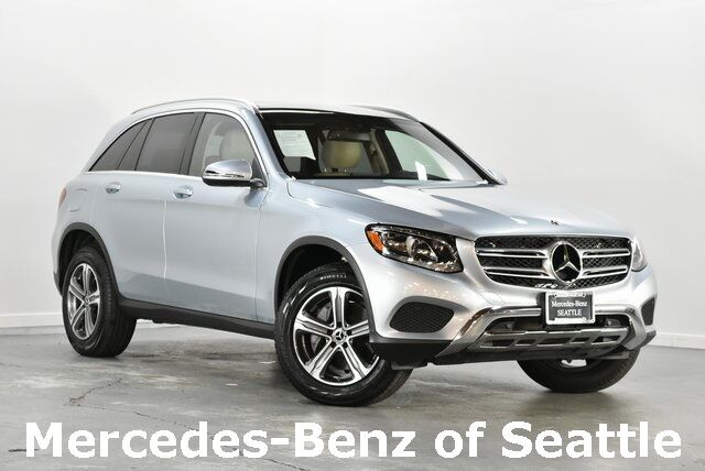 2018 Mercedes-Benz GLC GLC 300 4MATIC® SUV Seattle WA