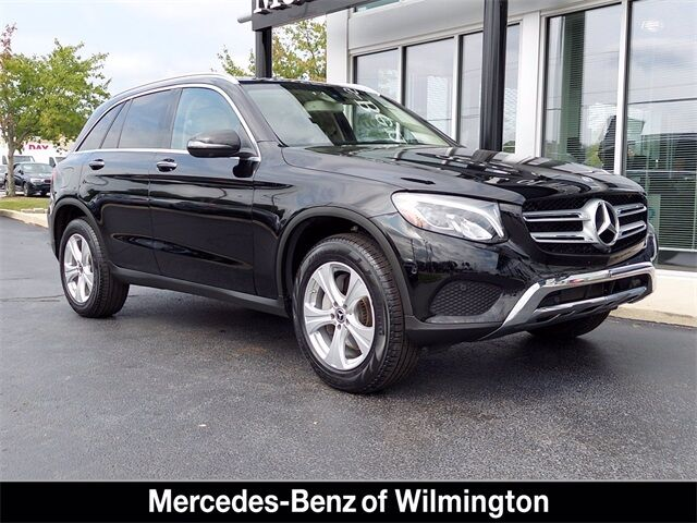2018 Mercedes-Benz GLC GLC 300 4MATIC® SUV Wilmington DE