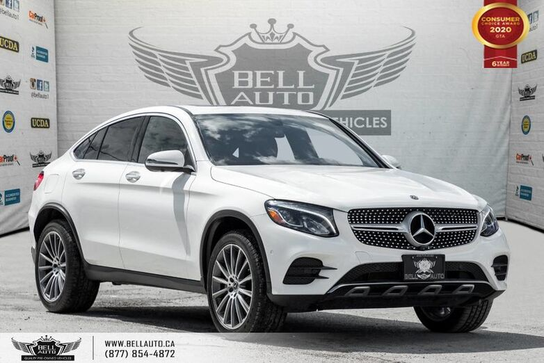 2018 Mercedes-Benz GLC GLC 300, COUPE, AWD, NO ACCIDENT, NAVI, 360 CAM, B.SPOT Toronto ON