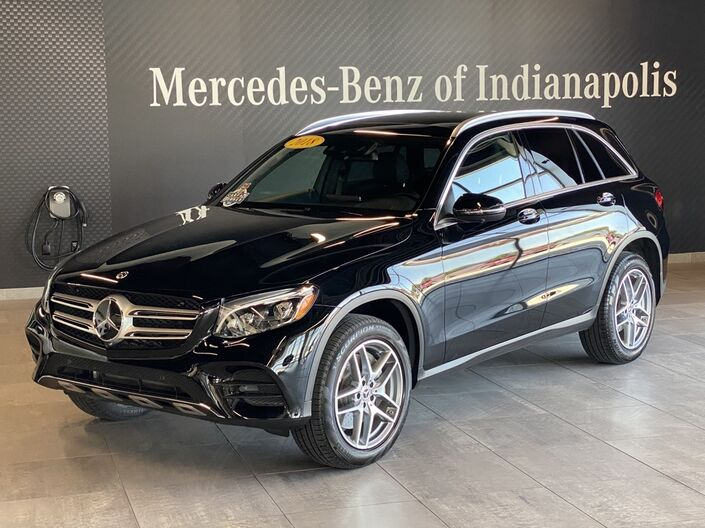 2018 Mercedes-Benz GLC GLC 300 Indianapolis IN