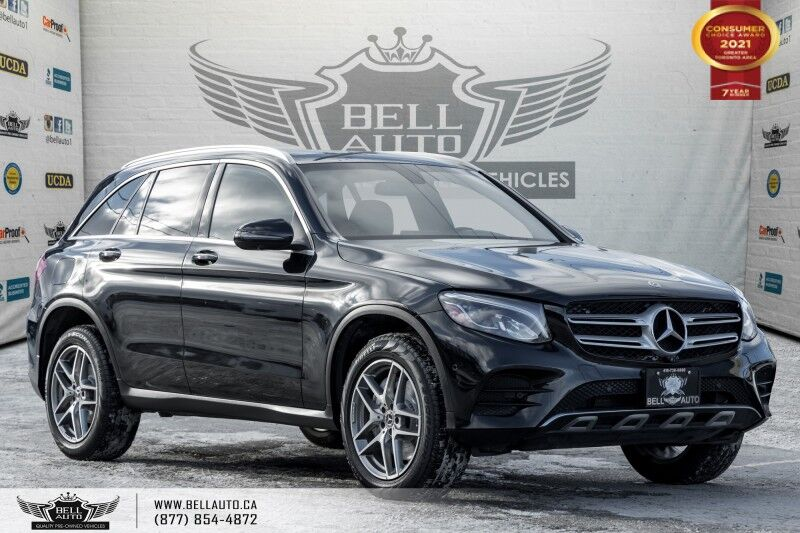 2018 Mercedes-Benz GLC GLC 300, NO ACCIDENTS, AWD, NAVI, REAR CAM, B.SPOT Toronto ON