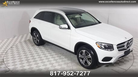 2018_Mercedes-Benz_GLC_GLC 300 PADDLE SHIFTER,BLIND SPOT,PANO ROOF,BCK-CAM..._ Euless TX