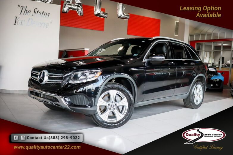 2018 Mercedes-Benz GLC GLC 300 Pano Roof, Multimedia Pkg, Premium Pkg Springfield NJ