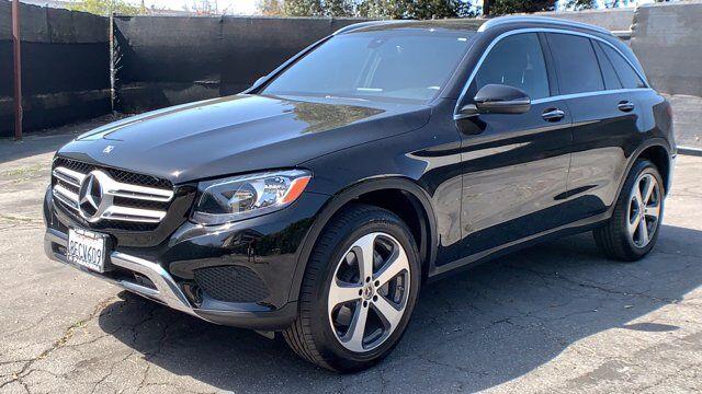 2018 Mercedes-Benz GLC GLC 300 Pasadena CA