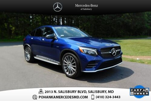 2018_Mercedes-Benz_GLC_GLC 43 AMG® Coupe 4MATIC®_ Salisbury MD