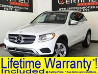 Mercedes-Benz GLC300 BLIND SPOT ASSIST COLLISION PREVENTION ASSIST PLUS ATTENTION ASSIST 2018