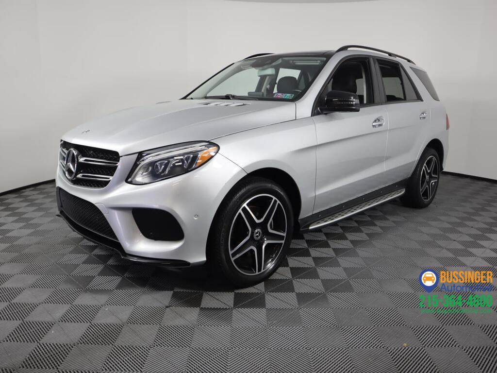 2018 Mercedes-Benz GLE 350 - 4Matic w/ Navigation Feasterville PA