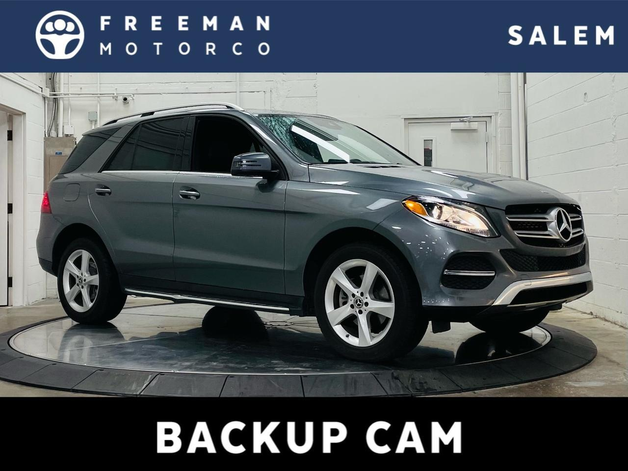 2018 Mercedes-Benz GLE 350 4MATIC Harman Kardon Sound Backup Cam Salem OR