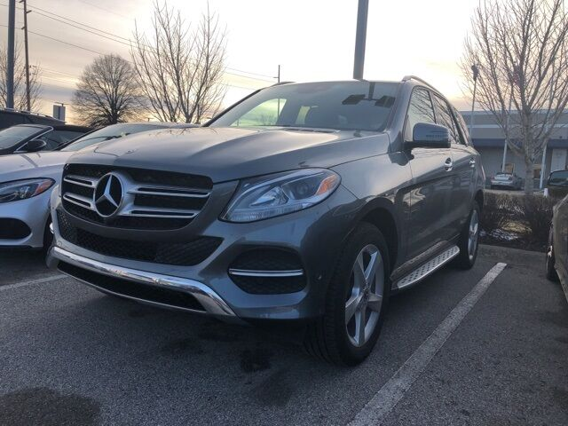 2018 Mercedes-Benz GLE 350 4MATIC® SUV Indianapolis IN