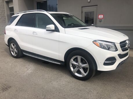2018_Mercedes-Benz_GLE_350 4MATIC® SUV_ Indianapolis IN