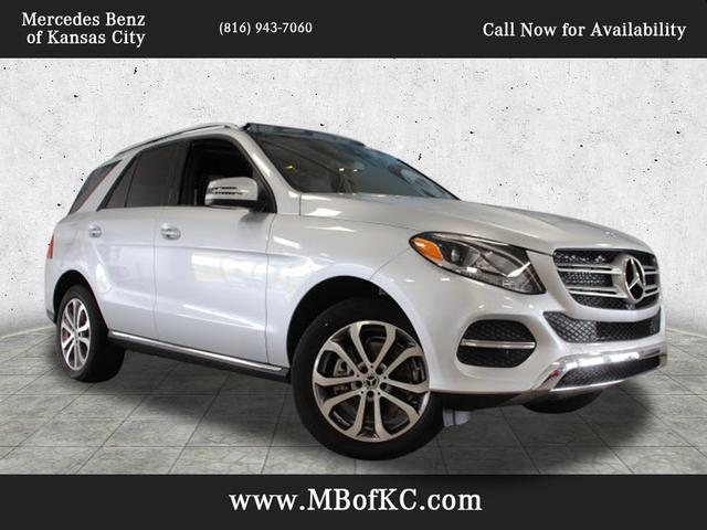 2018 Mercedes-Benz GLE 350 4MATIC® SUV Kansas City MO