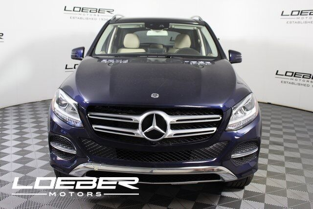2018 Mercedes-Benz GLE 350 4MATIC® SUV Chicago IL