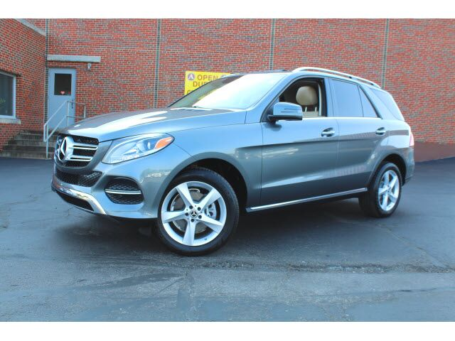 2018 Mercedes-Benz GLE 350 4MATIC® SUV Kansas City KS