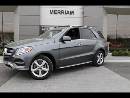 2018_Mercedes-Benz_GLE_350 4MATIC® SUV_ Merriam KS