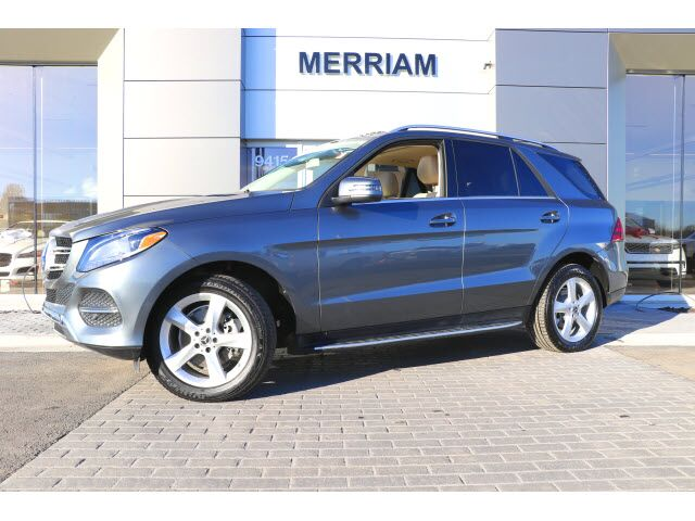 2018 Mercedes-Benz GLE 350 4MATIC® SUV Merriam KS