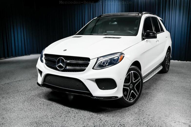 2018 Mercedes-Benz GLE 350 4MATIC® SUV Scottsdale AZ