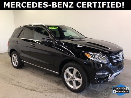 2018 Mercedes-Benz GLE 350 4MATIC® SUV Washington PA