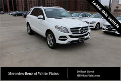 2018_Mercedes-Benz_GLE_350 4MATIC® SUV_ White Plains NY
