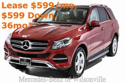 2018_Mercedes-Benz_GLE_350 4MATIC® SUV_ Portland OR