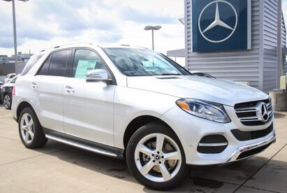 2018_Mercedes-Benz_GLE_350 4MATIC® SUV_ Seattle WA