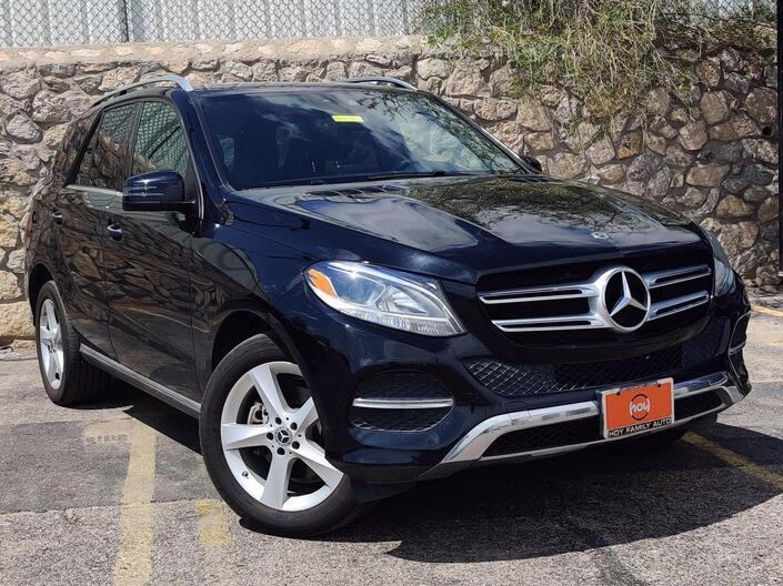 2018 Mercedes-Benz GLE 350 4MATIC® SUV El Paso TX